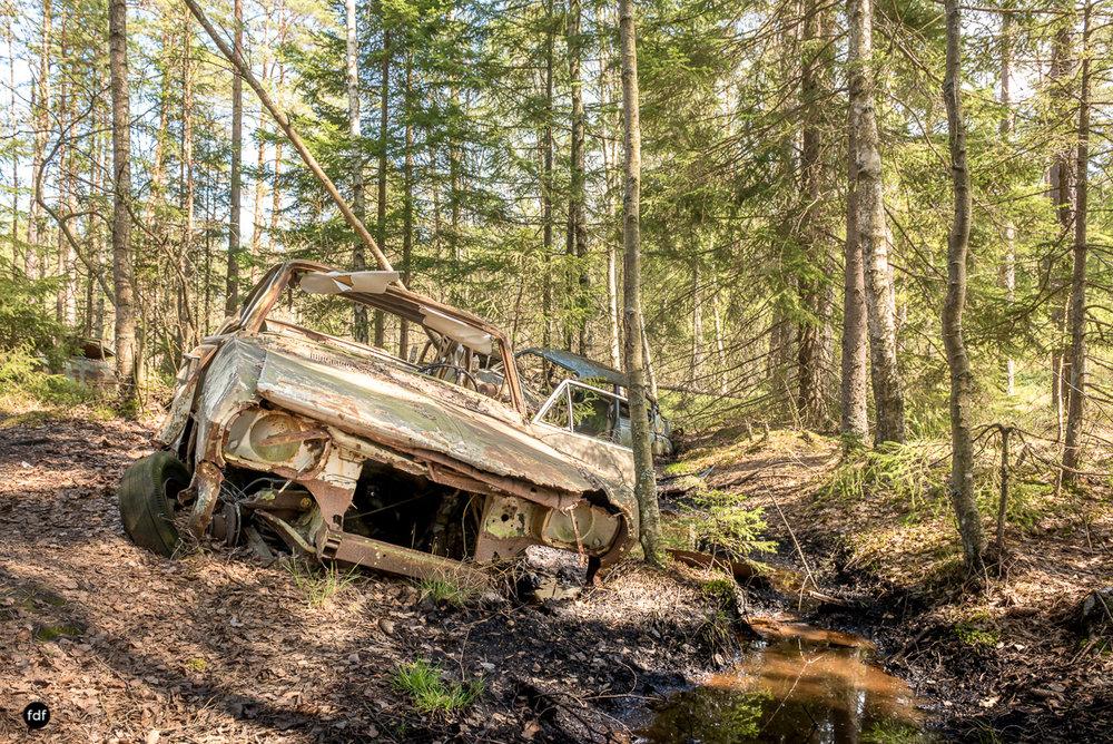 Forgotten Cars-Autofriedhof-Schrott-Lost Place-Schweden-58.JPG