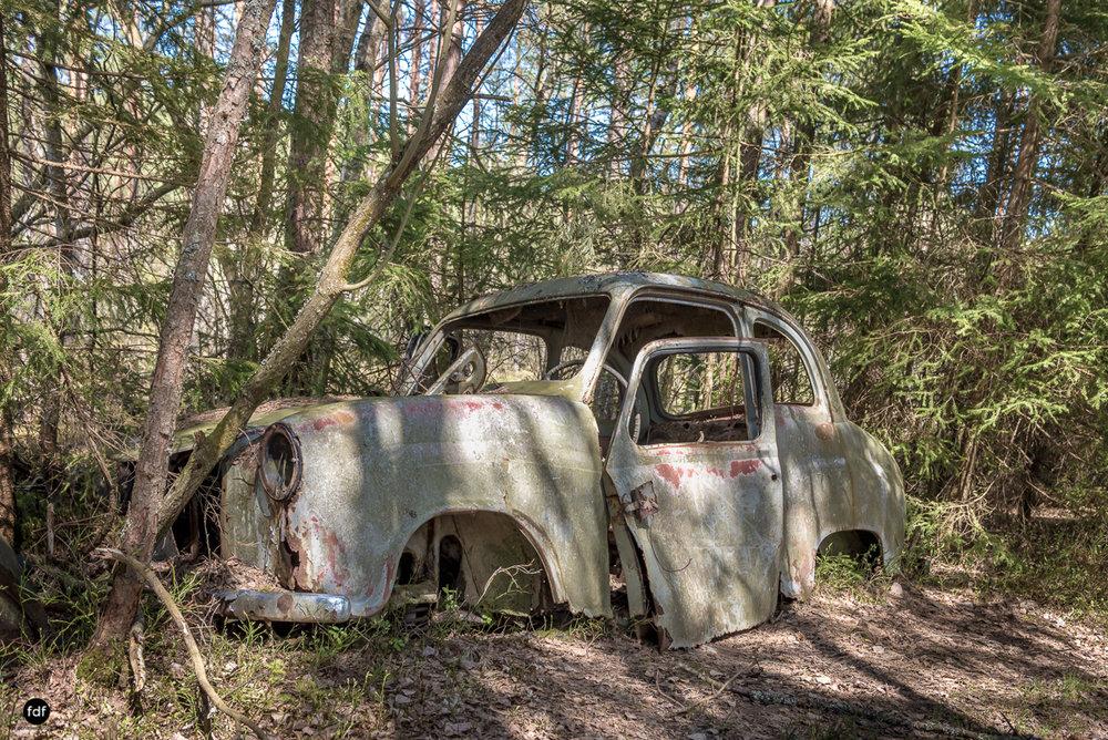 Forgotten Cars-Autofriedhof-Schrott-Lost Place-Schweden-66.JPG