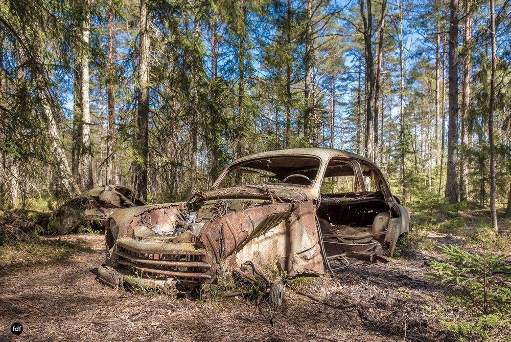 Forgotten Cars-Autofriedhof-Schrott-Lost Place-Schweden-110.JPG