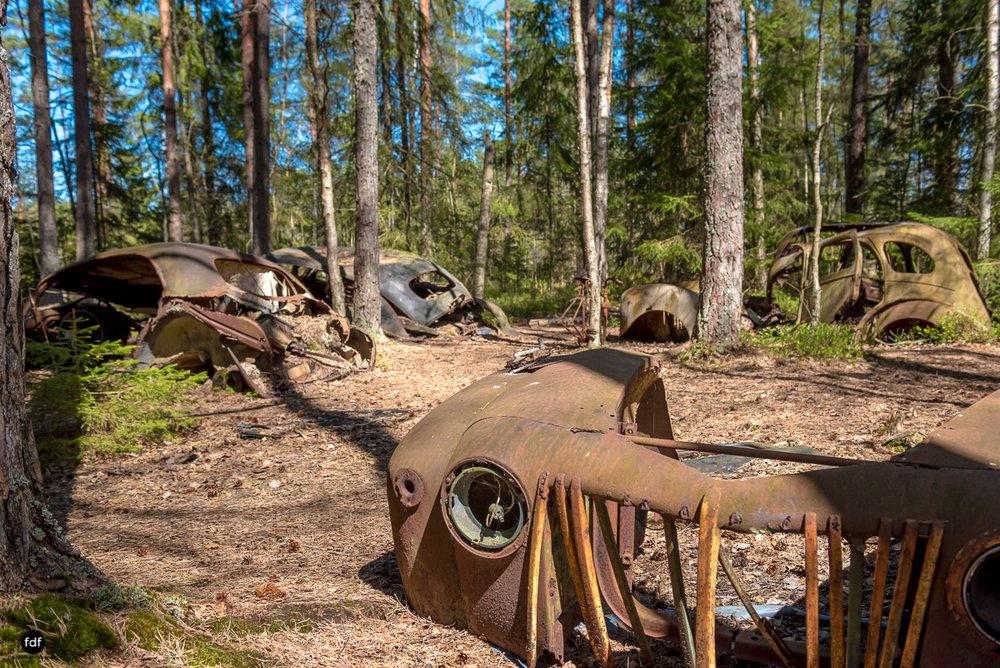 Forgotten Cars-Autofriedhof-Schrott-Lost Place-Schweden-106.JPG
