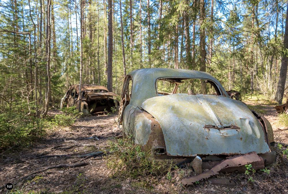 Forgotten Cars-Autofriedhof-Schrott-Lost Place-Schweden-112.JPG