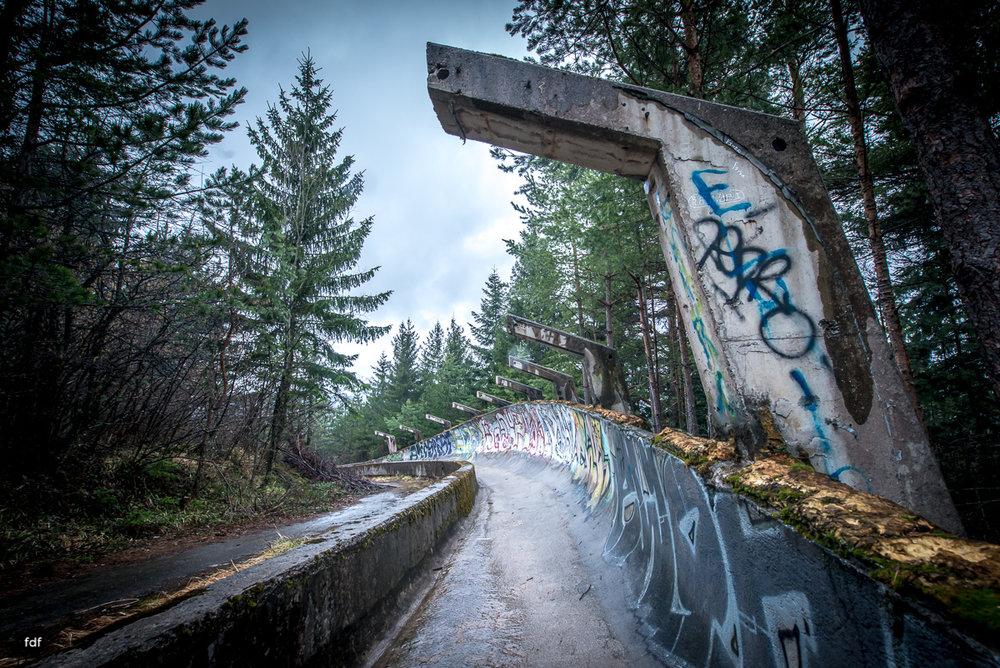Olympic Bobslide-Bobbahn-Olympische Spiele 1984-Sarajevo-Lost-Place-Bosnien-8.JPG