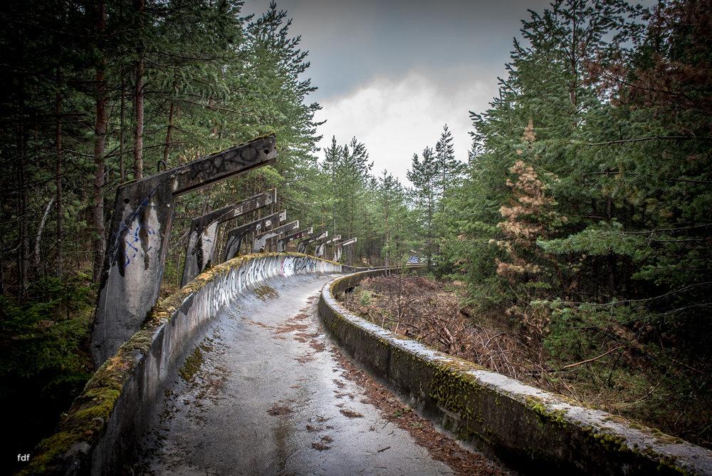 Olympic Bobslide-Bobbahn-Olympische Spiele 1984-Sarajevo-Lost-Place-Bosnien-6.JPG