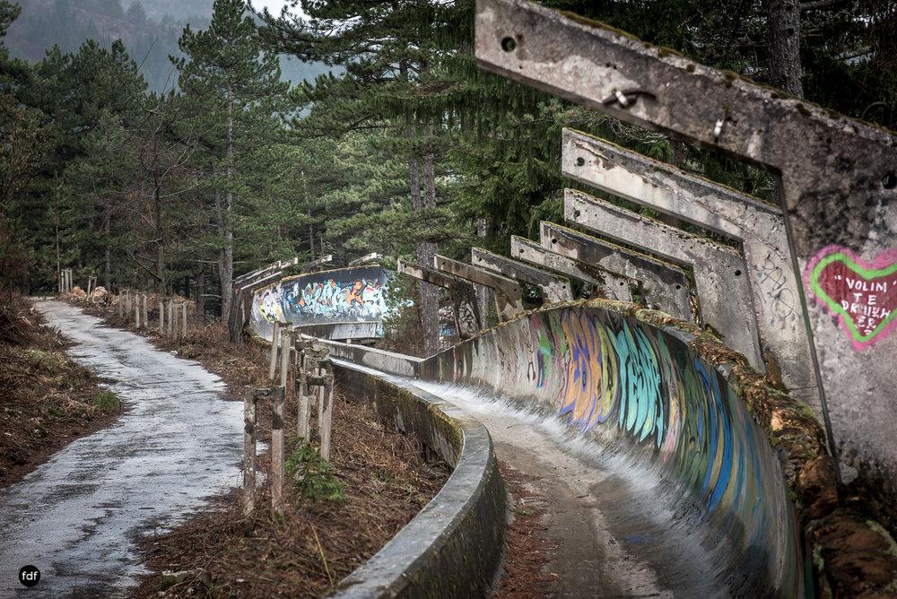 Olympic Bobslide-Bobbahn-Olympische Spiele 1984-Sarajevo-Lost-Place-Bosnien-12.JPG