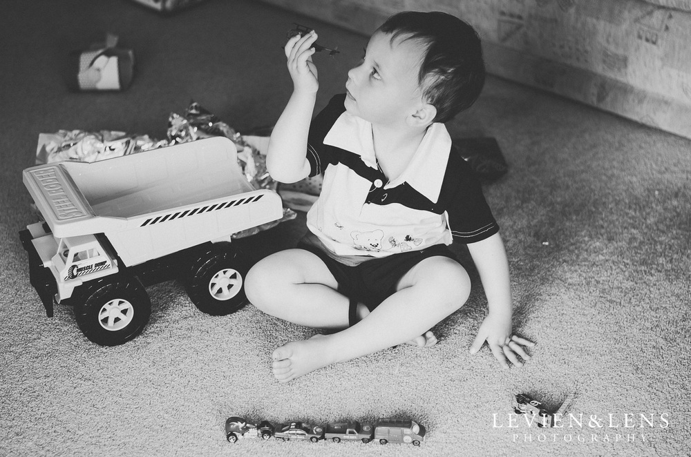 Playing with cars
