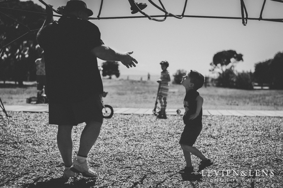 Fun Family Long Bay Beach Session {Lifestyle photographer Auckland NZ}
