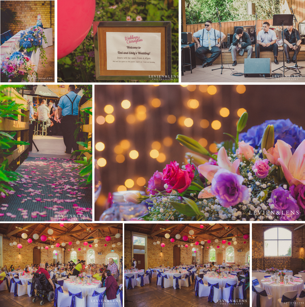 Unitec Pumphouse | Auckland City Oaks hotel | St Therese Church traditional wedding {Auckland couples photographer}