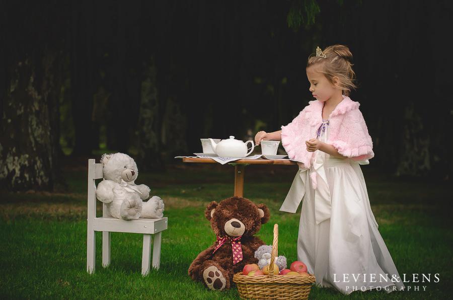 Princess tea party {Auckland children lifestyle photographer}