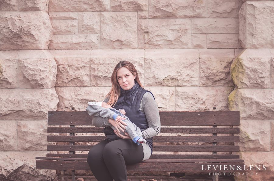 Albert park lifestyle baby session | Auckland newborn photographer
