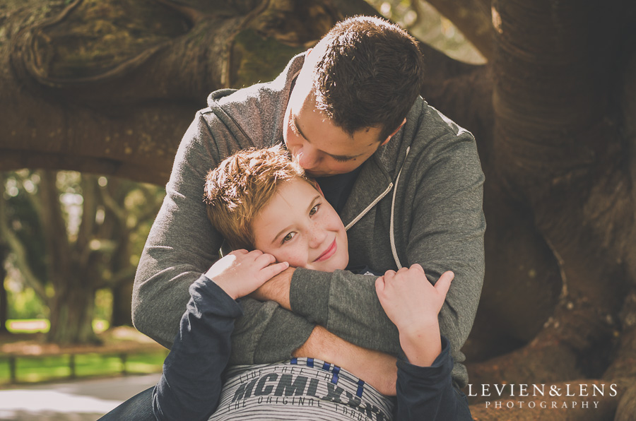 The Knott Family | Auckland Domain Photography Session {Waikato-Bay of Plenty photographer}