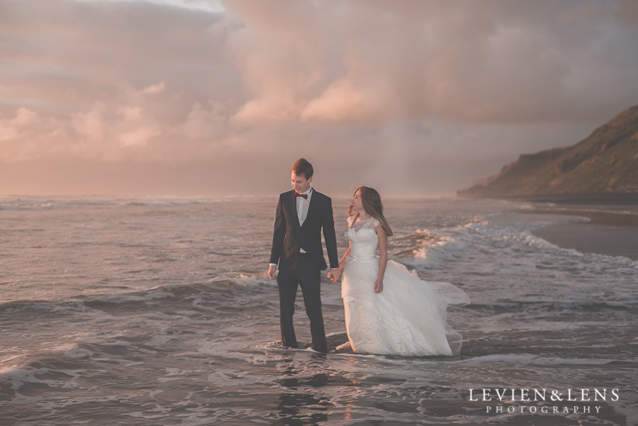 Beautiful light and sunset | Couples photographs