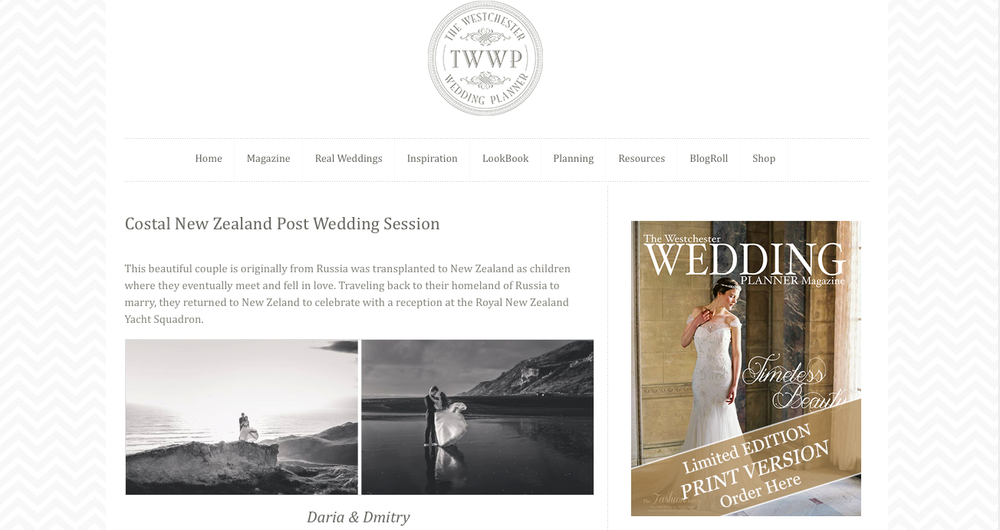 featured Auckland | Hamilton wedding photographer | The Westchester Wedding Planner
