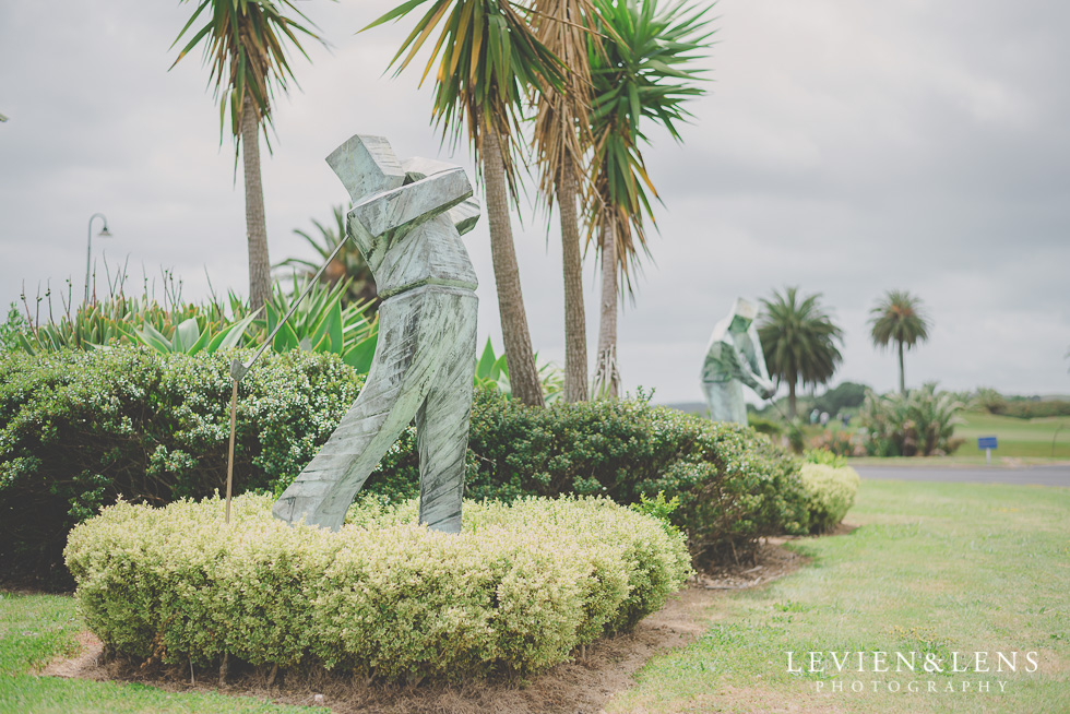 formosa golf resort wedding {auckland couples photographer}