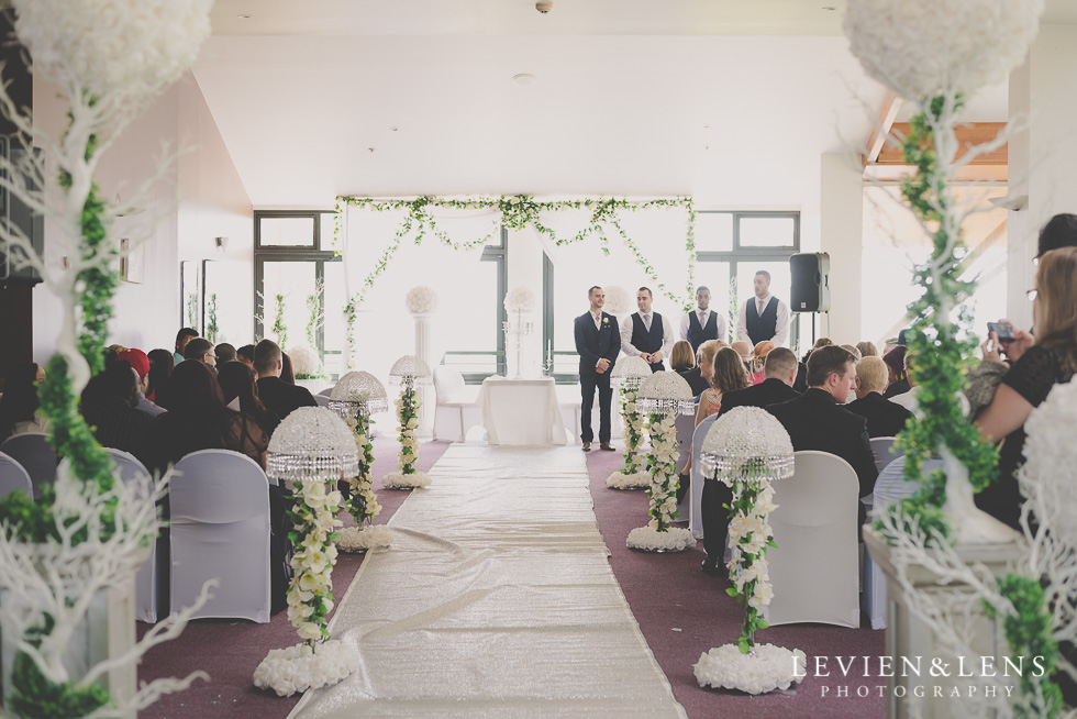 ceremony site {Auckland wedding photographer} Formosa