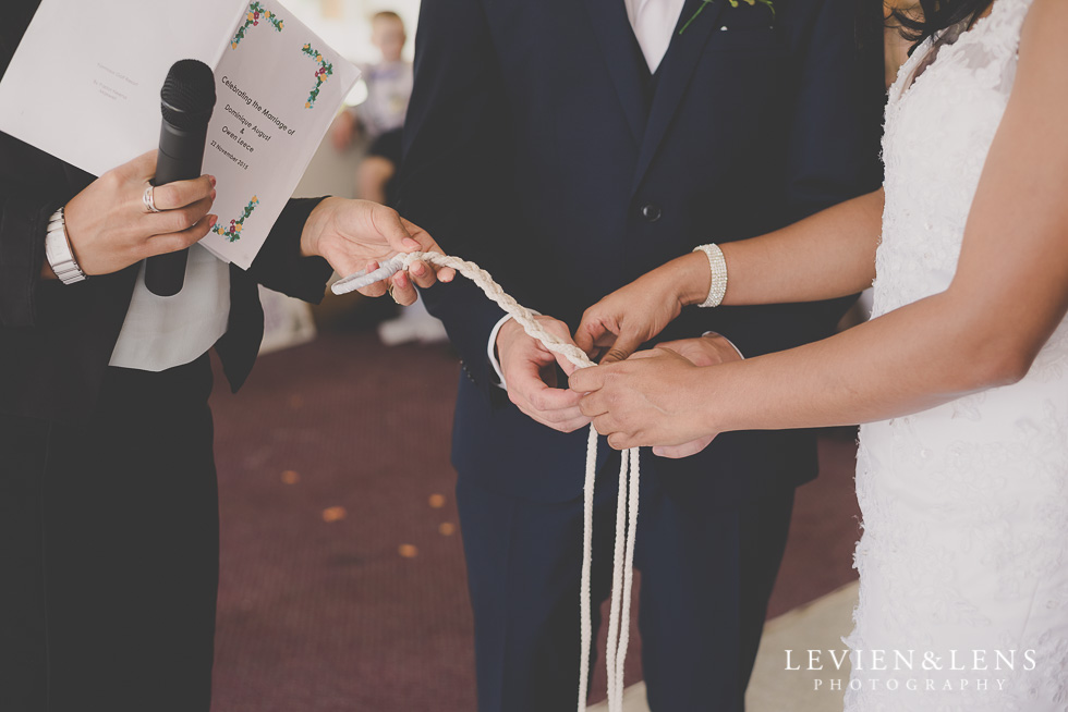 wedding ceremony {New Zealand wedding photographer}