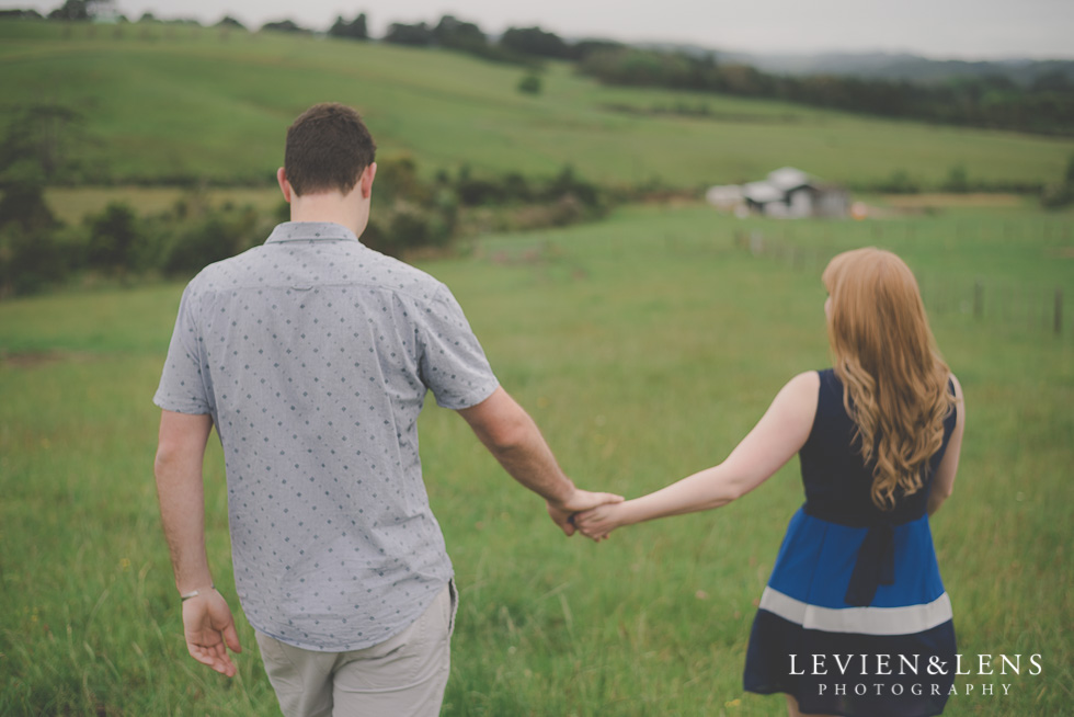 Farm romantic engagement photo shoot {Auckland-Hamilton couples-wedding photographer}