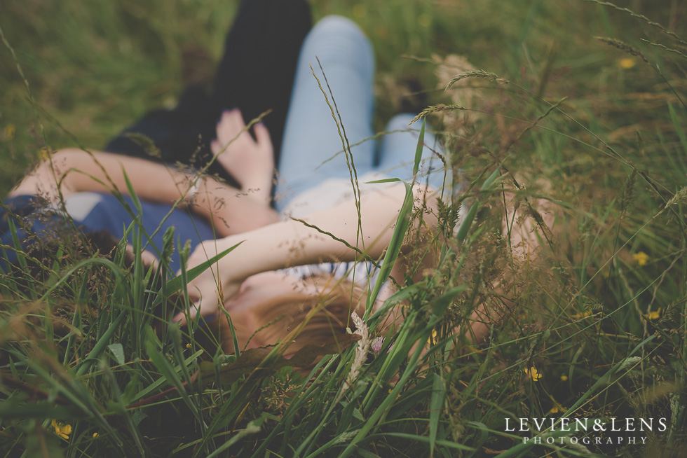 amazing couple laying in high grass {Auckland-Hamilton wedding-engagement-elopement photographer}