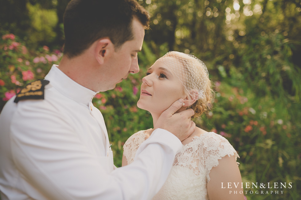 Bride and Groom intimate photo shoot {Auckland wedding-engagement-couples photographer}