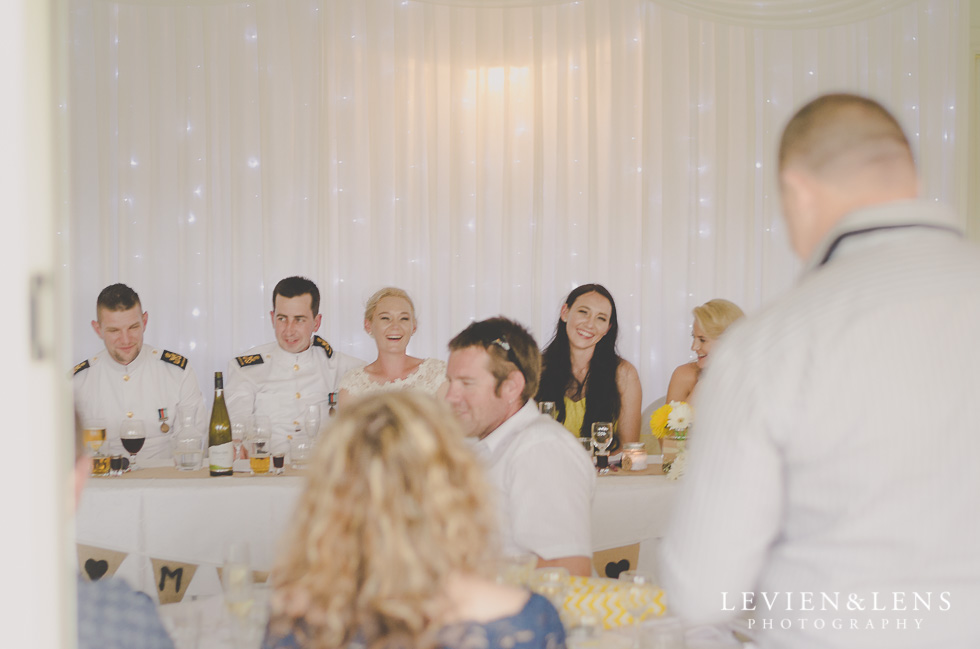 speeches reception {Auckland-Hamilton wedding photographer}