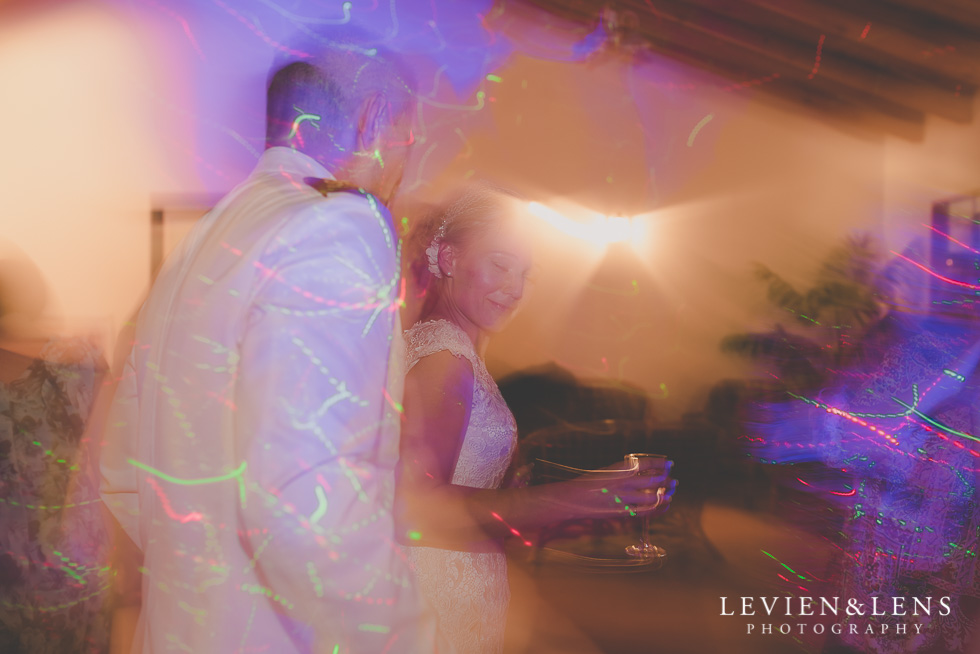 night dance reception {Auckland-Hamilton wedding photographer}