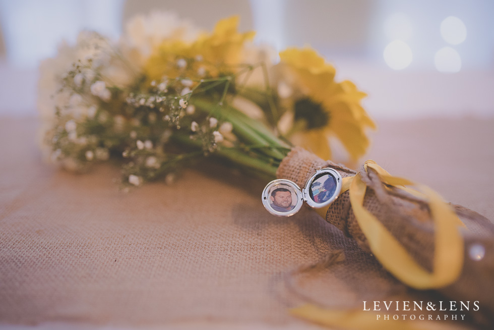 brides bouquet reception {Auckland-Hamilton wedding photographer}