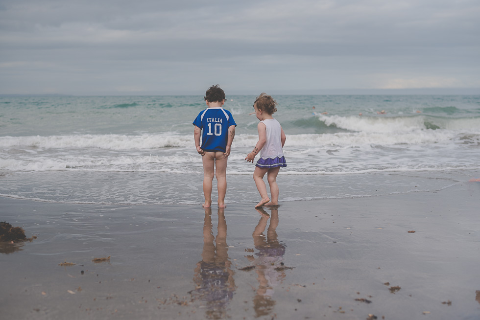 brother sister beach 365 Project 2015 {Auckland-Hamilton lifestyle photographer}