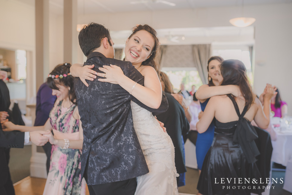 dance reception Parnell on the Rose Garden {Auckland lifestyle wedding photographer}