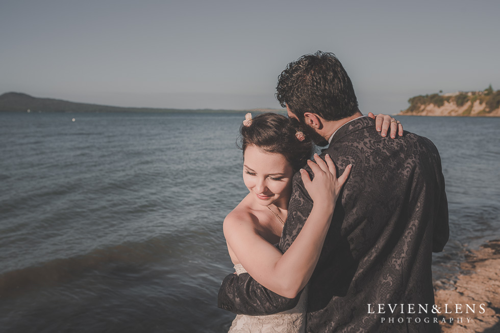 post-wedding session St Heliers beach {Auckland-Hamilton-Tauranga wedding photographer}