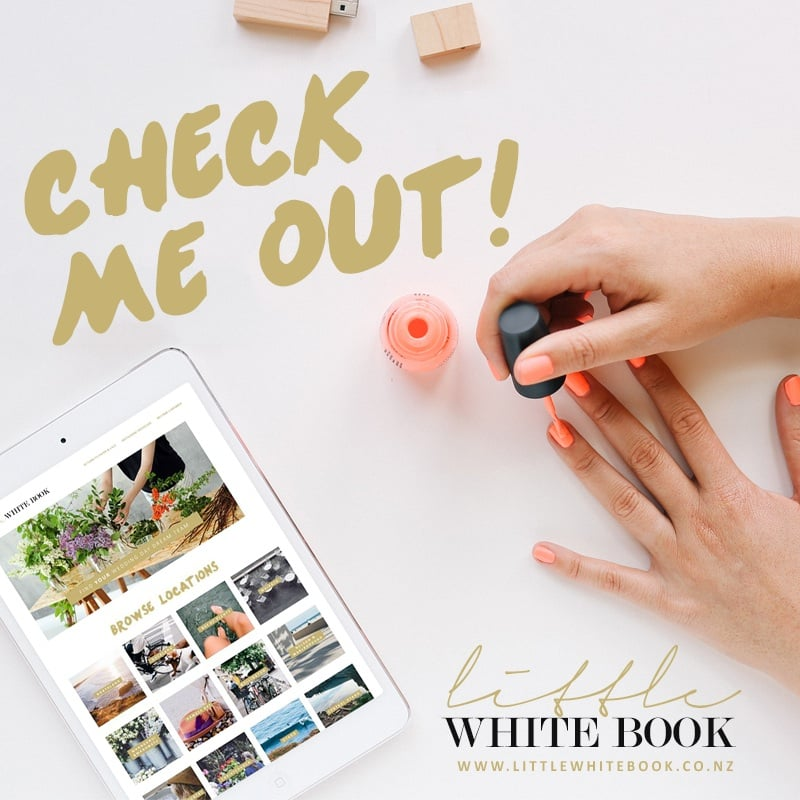 Little White Book member {Auckland wedding photographer}