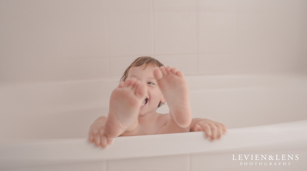 3 years boy in bath 365 Project - January {Auckland-Hamilton lifestyle family-wedding-couples photographer}