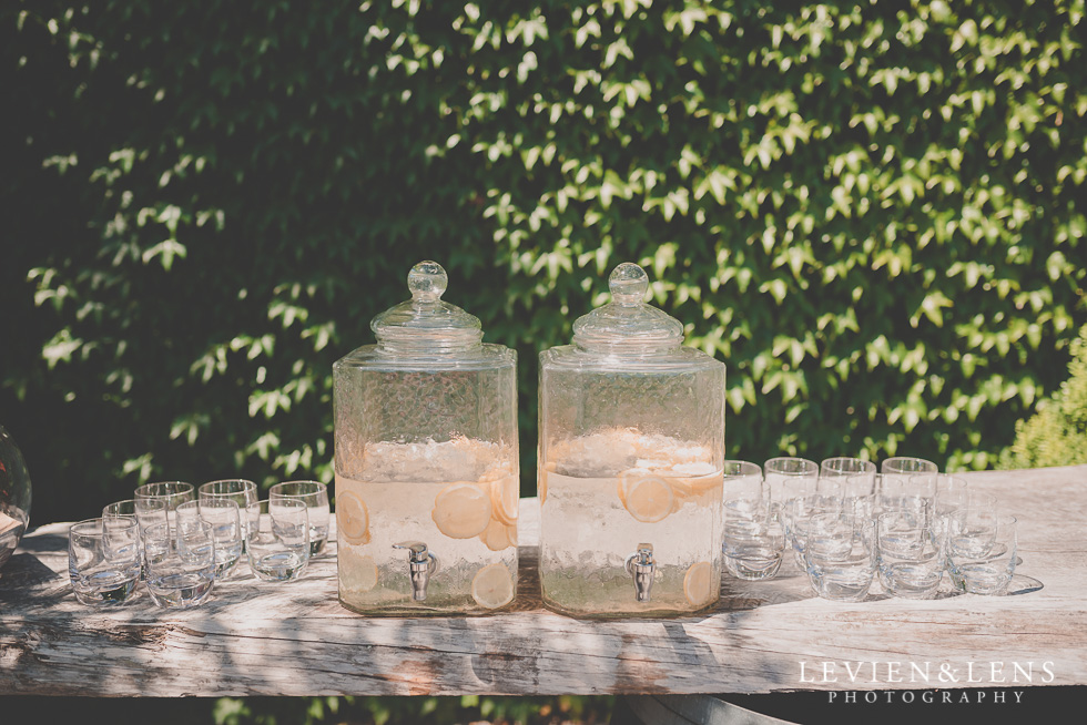 drinks Ataahua Garden Venue {Tauranga wedding photographer}