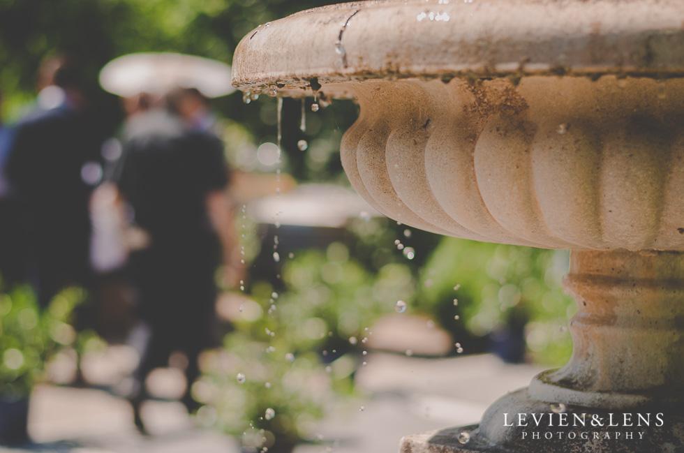 fountain Ataahua Garden Venue {Tauranga wedding photographer}