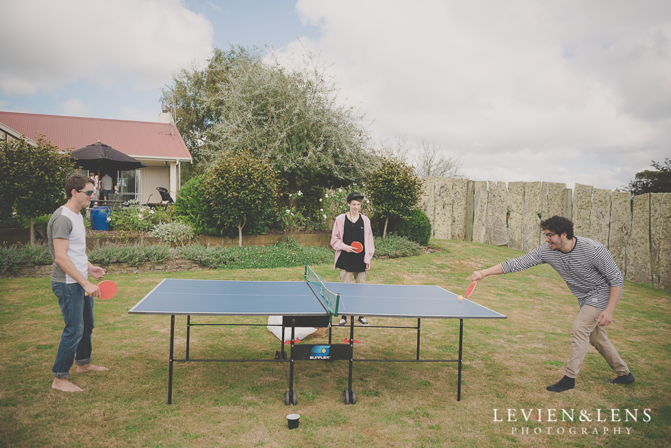 table tennis Nana's 90 {Auckland-Hamilton-Morrinsville event photographer}