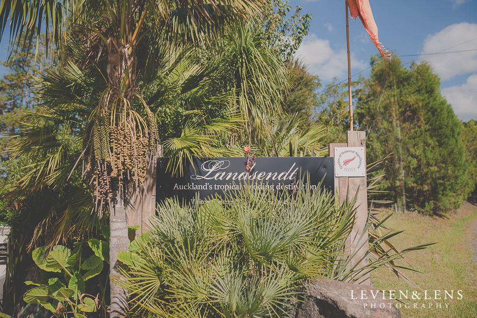 Landscendt Tropical Garden {Auckland lifestyle wedding photographer}