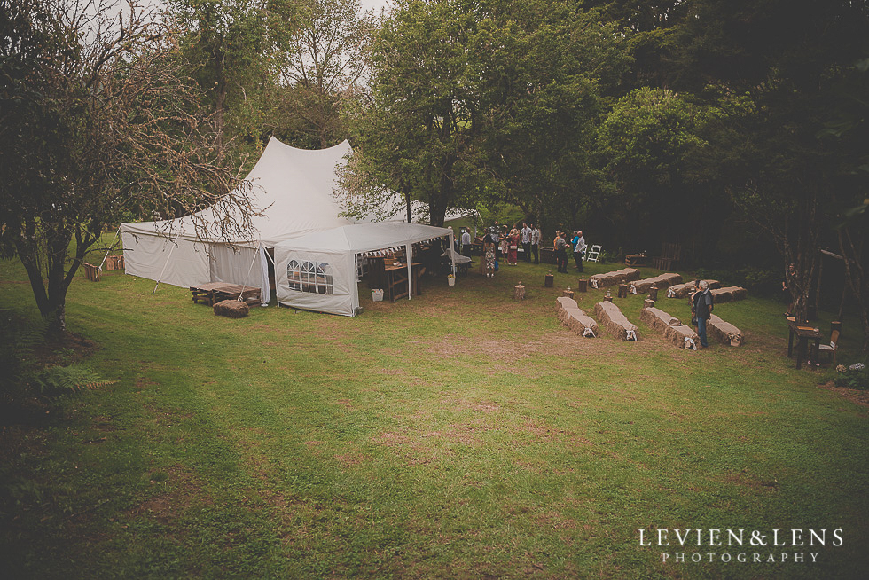 ceremony site DIY wedding {Northland wedding photographer}
