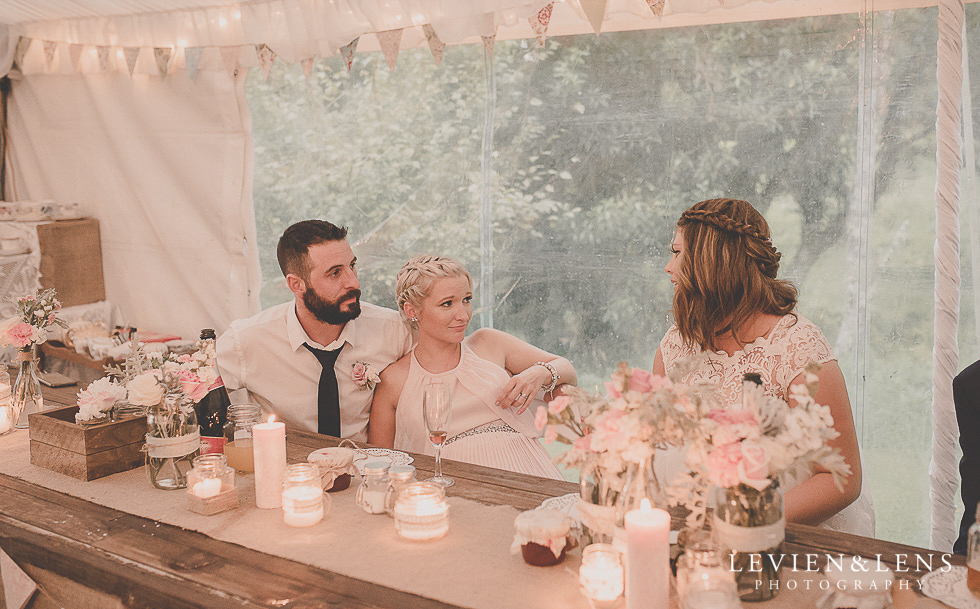 reception {Auckland-Hamilton-Tauranga wedding photographer}