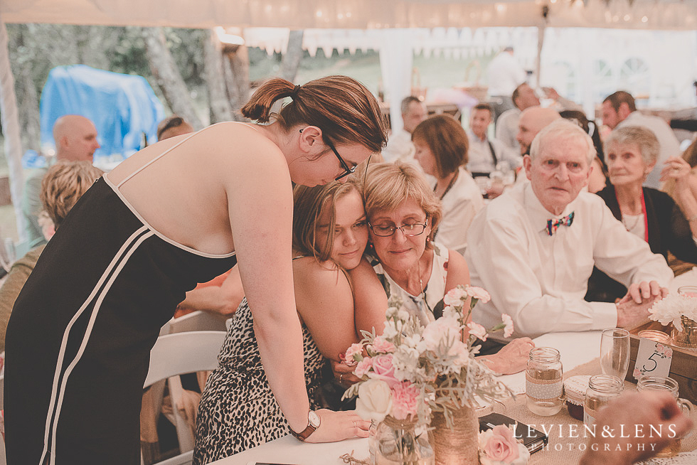emotional candids reception {Auckland-Hamilton-Tauranga wedding photographer}