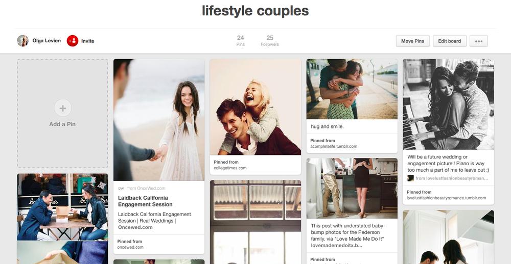 lifestyle couples photography inspiration board {Auckland-Hamilton-Tauranga wedding photographer}