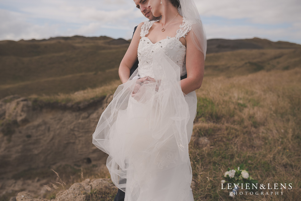 Castaways wedding published in Paper and Lace {AUckland wedding-couples-engagement photographer}