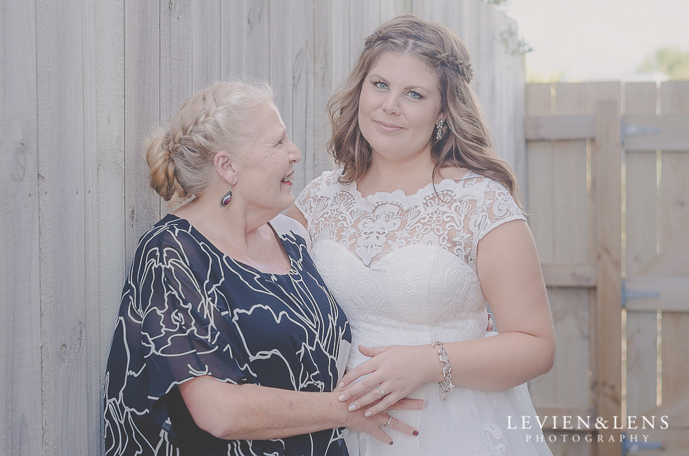 bride with Mothers on wedding - Mother's Day feature {New Zealand lifestyle couples-engagement photographer}