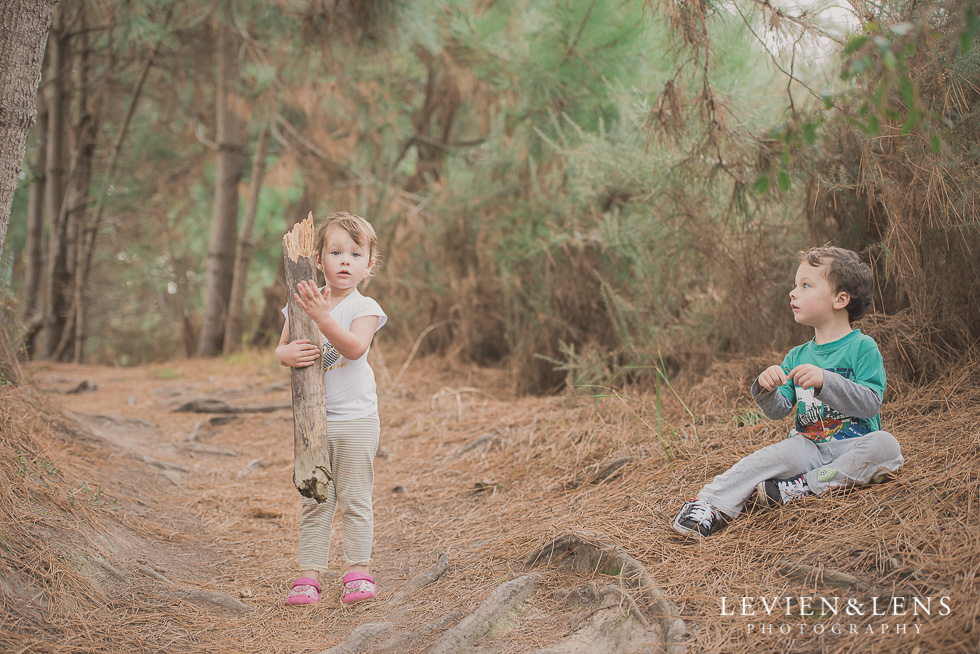 kids in forest My 365 Project. May 2016 {Hamilton NZ lifestyle wedding photographer}