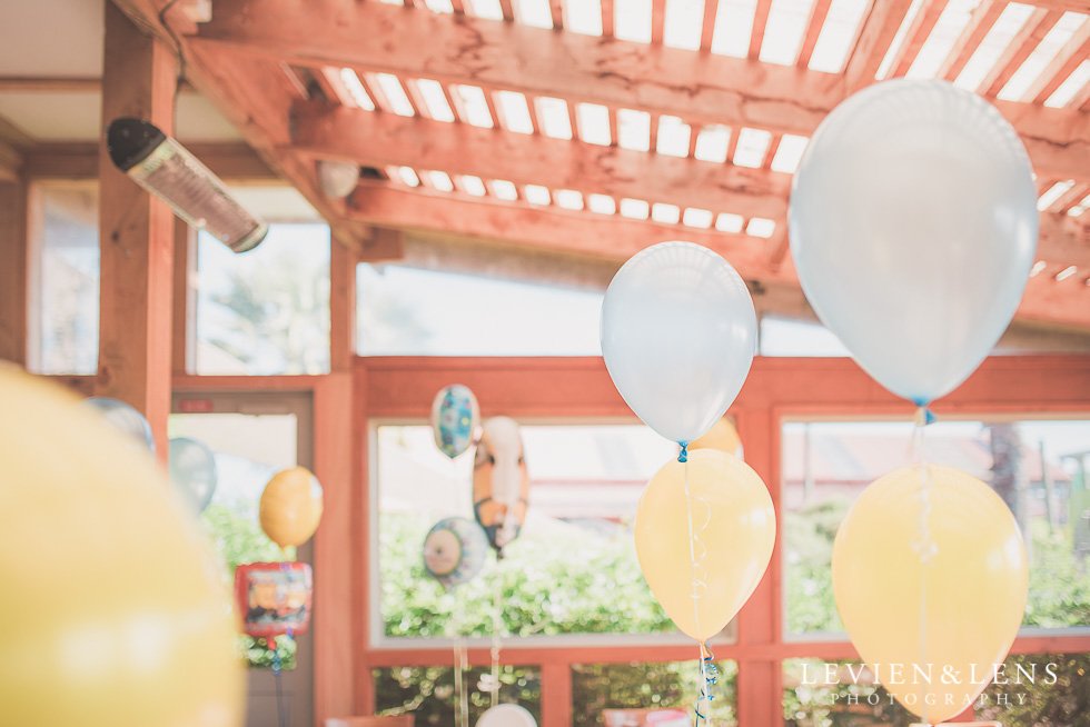 decorations Butterfly Creek Minions birthday party {Auckland NZ event photographer} Nazar 1 year old