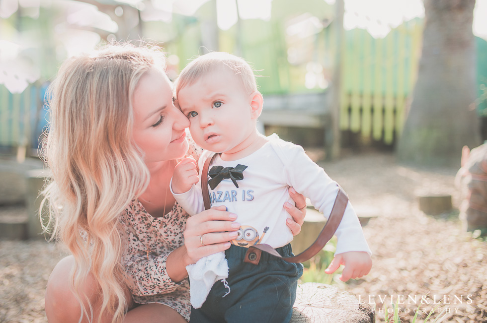 mama and me - Butterfly Creek Minions birthday party {Auckland NZ event photographer} Nazar 1 year old