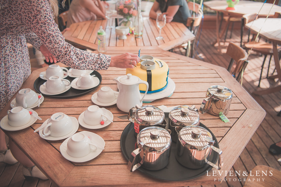 tea party Butterfly Creek Minions birthday party {Auckland NZ event photographer} Nazar 1 year old