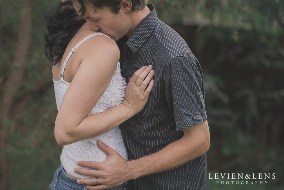 intimate moments in-home lifestyle couples session {Auckland wedding-engagement photographer}
