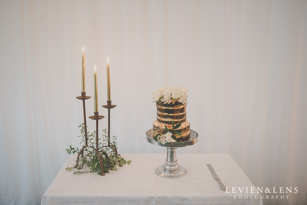 reception details St Margarets Cafe - Karaka {Auckland lifestyle wedding photographer}