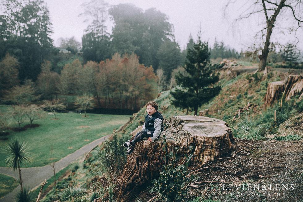 boy at the hill {Hamilton - Waikato lifestyle photographer} Cambridge NZ lake