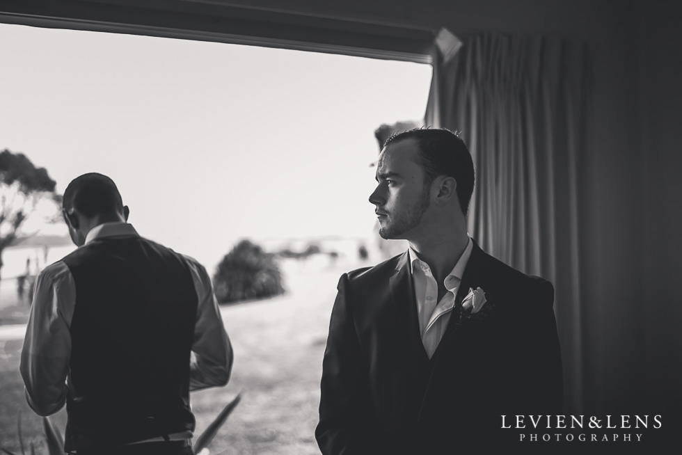 groom getting ready - est wedding photos {Auckland-Hamilton New Zealand couples photographer}