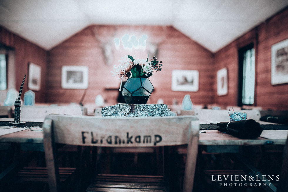 Billiards House reception Highwic historic house-museum winter wedding {Auckland NZ lifestyle weddings photographer}