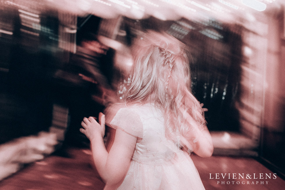 low light photography - girl at dance floor Highwic historic house-museum winter wedding {Auckland NZ lifestyle weddings photographer}